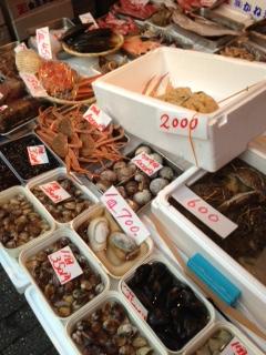 ◆食材探しの旅◆まずは海の部門から~東京でケータリング&デリバリーを